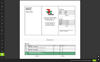 The New Smart Call Sheet Creator Is Here Yamdu